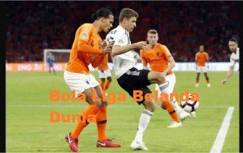 Bola Liga Belanda Dunia