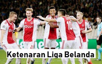 Perbedaan Ketenaran Liga Belanda Dan Liga Inggris