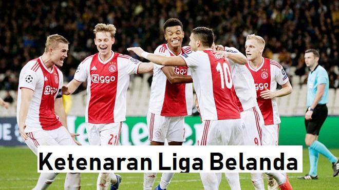 Ketenaran Liga Belanda