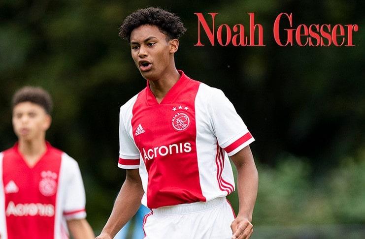 Noah Gesser Pemain Ajax Berdarah Indonesia Meninggal